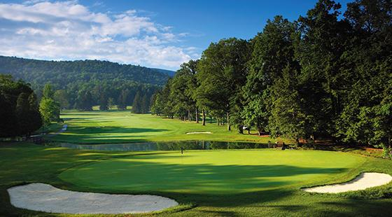 Homestead Golf Course - Owners Club at Homestead - Hot Springs - rentals