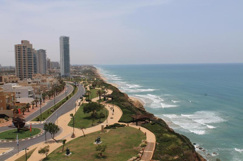Beautiful Seaview On The Beach - Image 1 - Netanya - rentals