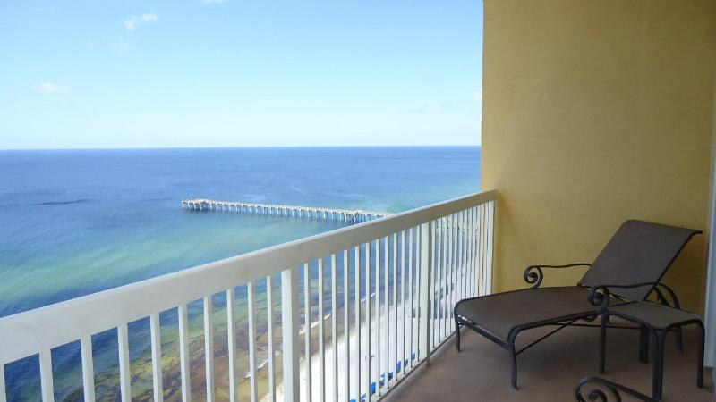Amazing unit with private bunks! Book Today! 2302E - Image 1 - Panama City Beach - rentals