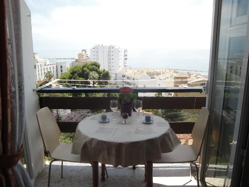 Terrace - Cosy Studio with breathtaking views - Malaga - rentals