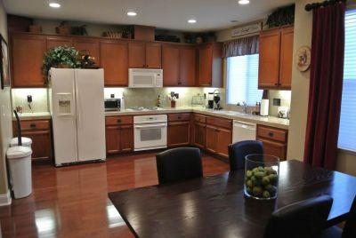 Kitchen - Executive lifestyle in Rivermark - Santa Clara - rentals