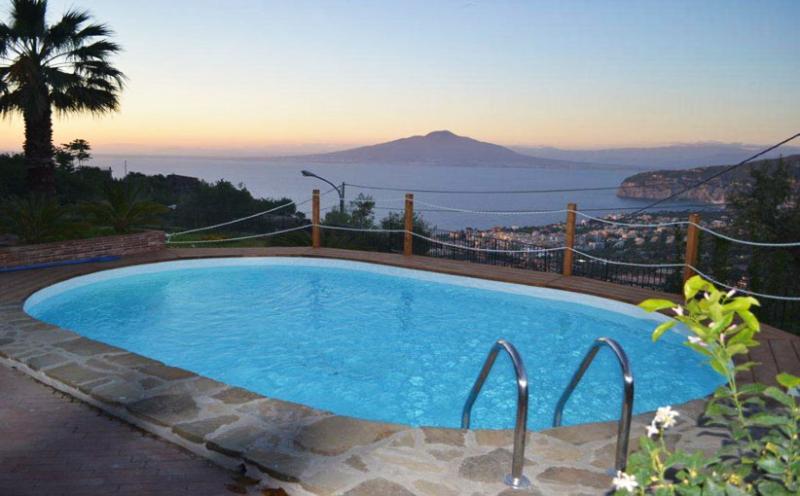 Villa Dea - VILLA DEA - 4 Bedrooms - Massa Lubrense - Massa Lubrense - rentals