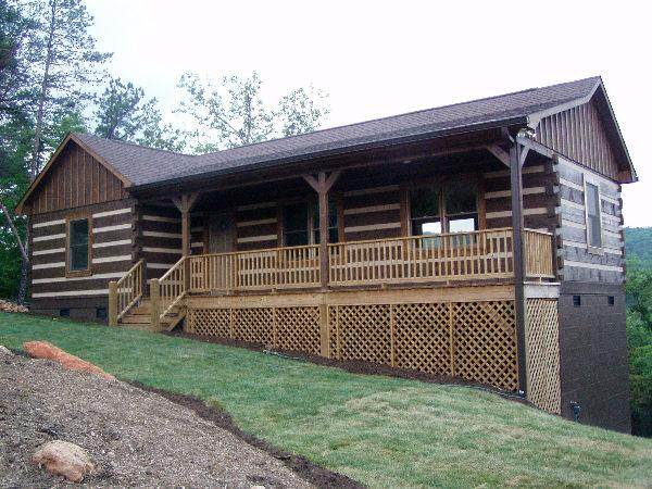 Secluded Log Cabin - SLEEPY HOLLOW CABIN on Pine Mountain - Connellys Springs - rentals
