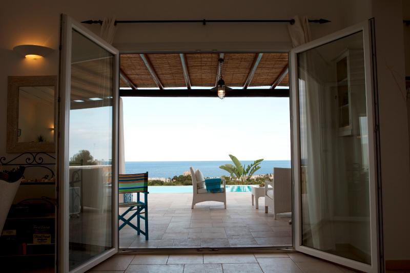 Fabulous villa, stunning sea views in idyllic  location - Image 1 - Protaras - rentals