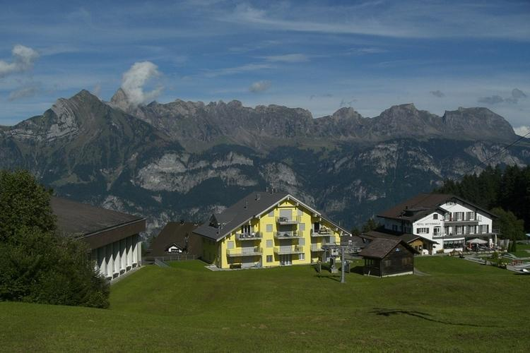 Lodging in the most beautiful ski and hiking area! - Image 1 - Flumserberg Tannenheim - rentals