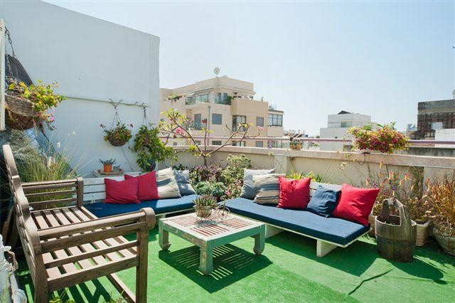 GREAT CITY CENTER FAMILY PENTHOUSE - Image 1 - Tel Aviv - rentals