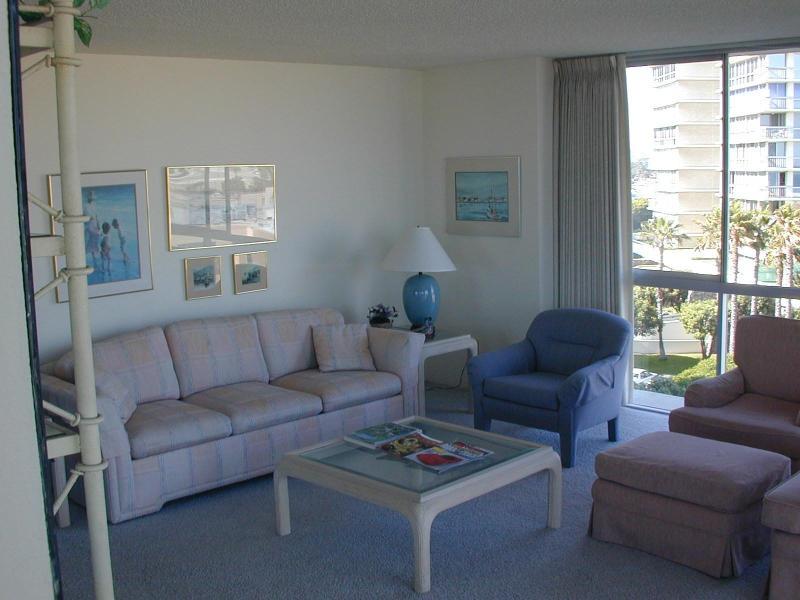 Coronado Beach Condo - Image 1 - Coronado - rentals