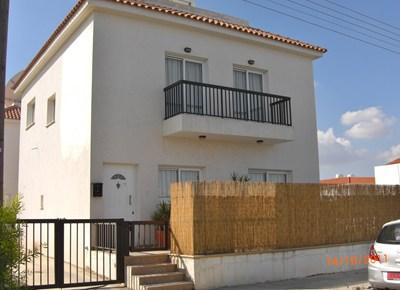 Front of the villa - Beautiful detached 4 bed villa with large pool - Protaras - rentals