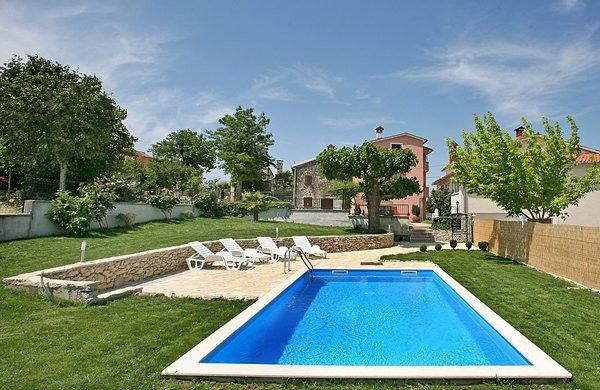 House with pool Motovun - Image 1 - Motovun - rentals
