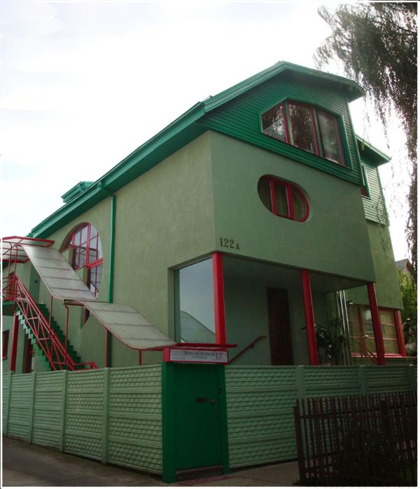 Front Entrance - guest house LT kaunas - Kaunas - rentals