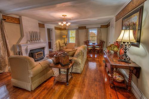 Osprey Manor Living Room Welcomes You... - Cayuga Wine Trail Manor Home w Hot Tub Sleep -21 - Cayuga Lake - rentals
