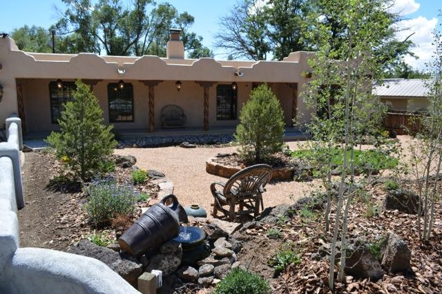 Casa Milagro luxury comfort near Plaza w/ Hot Tub - Image 1 - Taos - rentals