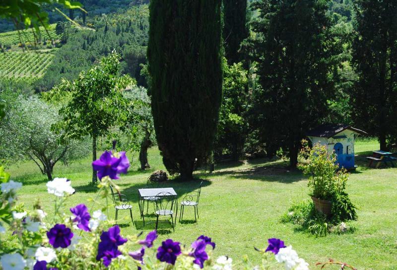 Vacation Rental at Casina Delle Muracce in Greve, Chianti - Image 1 - Greve in Chianti - rentals