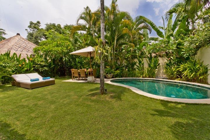 Cozy & homy 3Br villa + pool 10 min SEMINYAK - Image 1 - Kerobokan - rentals