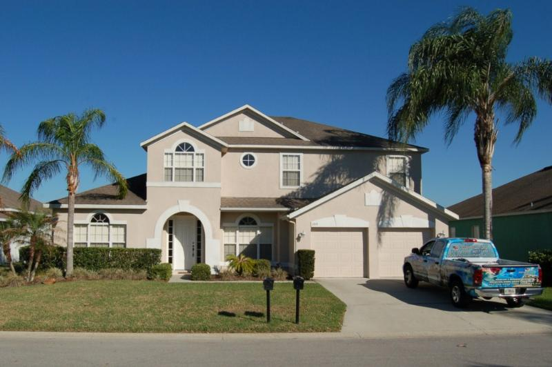 Front - Spacious 6 Bedroom Orlando Villa - Lake View 744 - Davenport - rentals