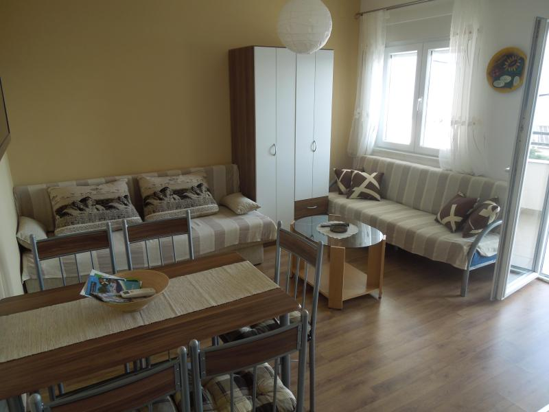 Living room - Apartments Meleh A-2 (3+2) - Crikvenica - rentals