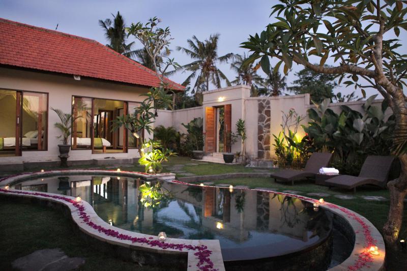Romantic Tranquillity in Canggu 2BD - Image 1 - Canggu - rentals