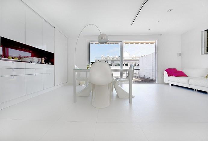 B122 COSY PENTHOUSE LOFT - Image 1 - Barcelona - rentals