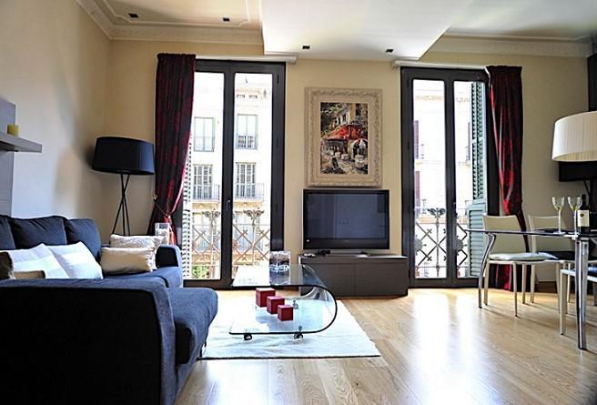 B200 CITY CENTRE ART DECO - Image 1 - Barcelona - rentals