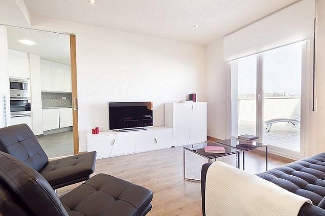 B236 LUXURY CITY TERRACE II - Image 1 - Barcelona - rentals