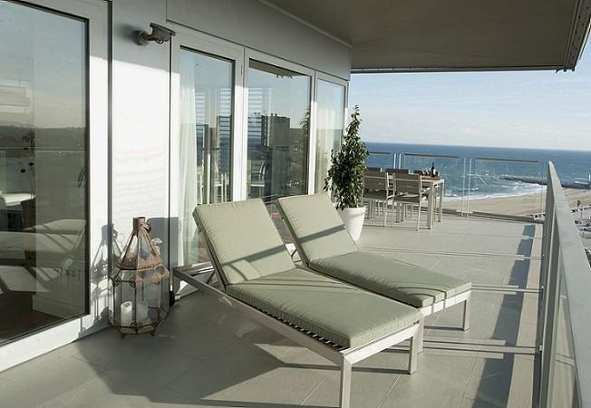 B502 SEA VIEWS POOL 5 BEDROOMS - Image 1 - Barcelona - rentals