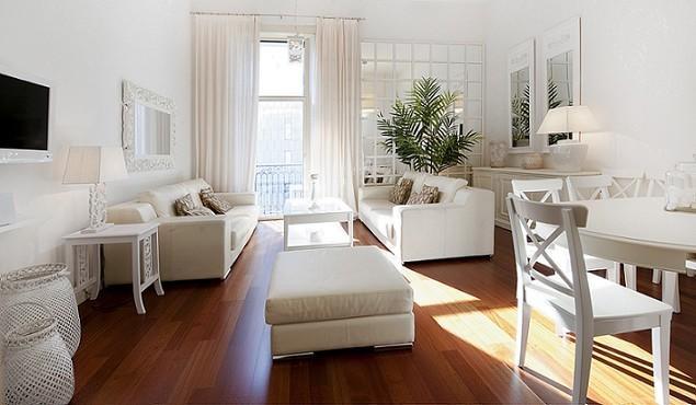 Living room - B503 BIG LUXURY PLAZA CATALUNYA - Barcelona - rentals