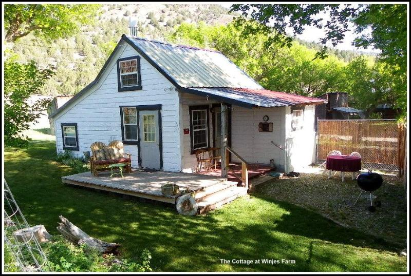 The Cottage - The Cottage at Winjes Farm - Lake City - rentals