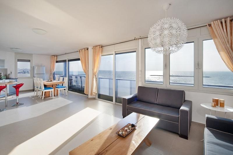 Herbert Samuel 2 Bedroom - Sea N' Rent - Image 1 - Tel Aviv - rentals