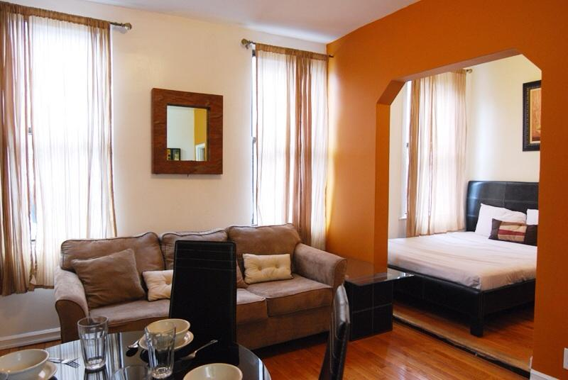 Sophisticated Midtown 1 Bedroom Apartment #8170 - Image 1 - New York City - rentals