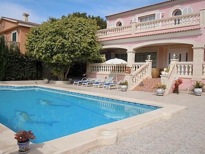 Chalet Bahía Grande (10 plazas) Ref 22263 - Image 1 - Palma de Mallorca - rentals