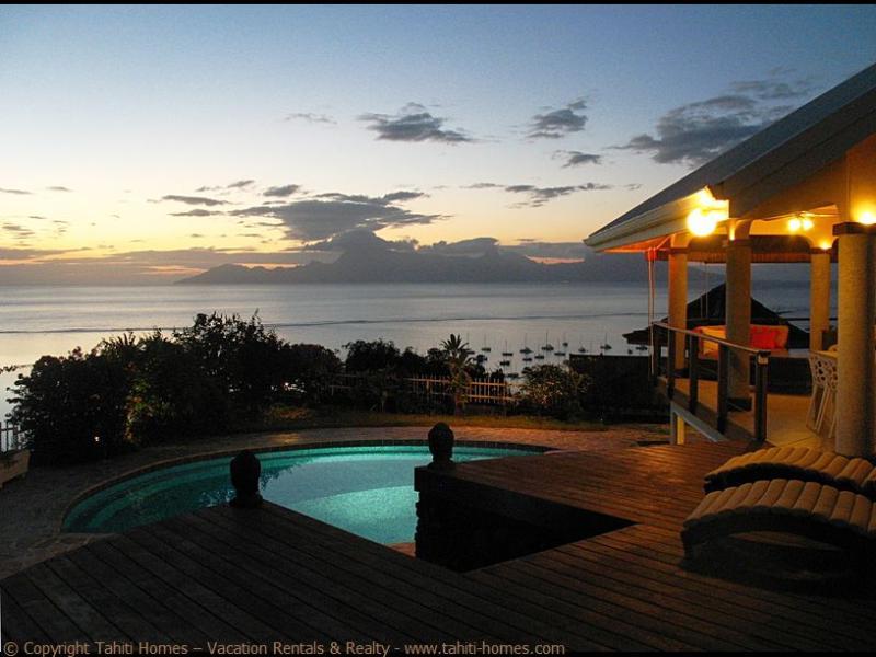 Te Tavake - Tahiti - Image 1 - Punaauia - rentals