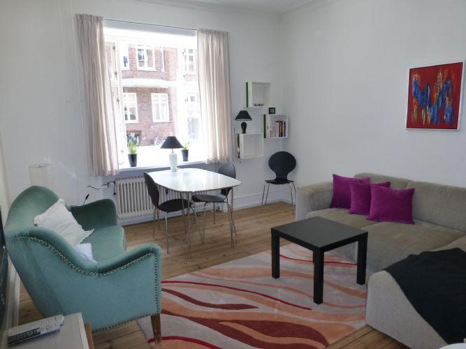 Nordlandsgade Apartment - Nice Copenhagen apartment close to Amager Strandpark - Copenhagen - rentals