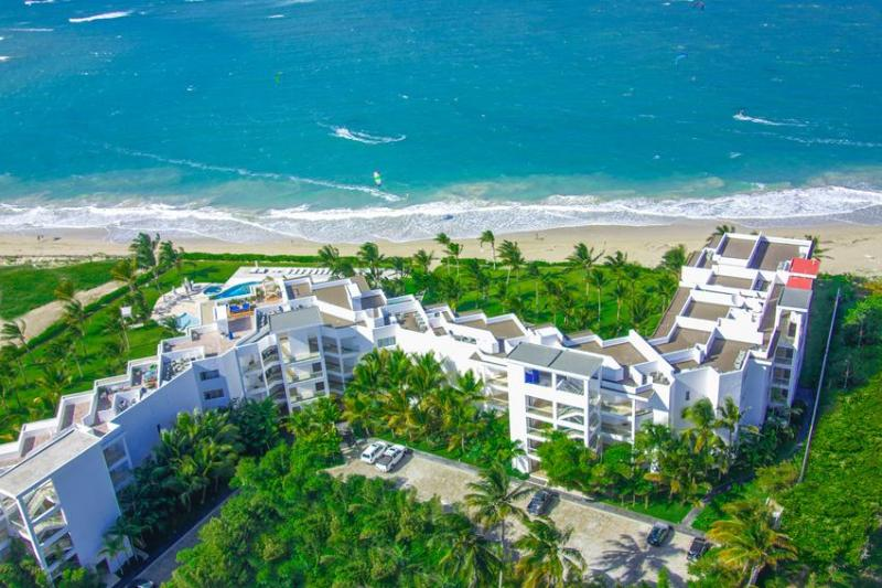 1 BDR Ocean Front Penthouse walking distance to ALL! - Image 1 - Cabarete - rentals