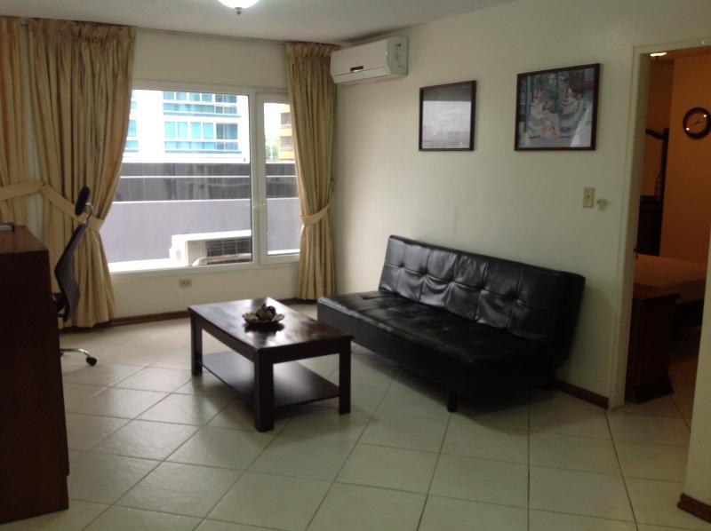 Living Room - La Gaviota 6C - Convenient Location - Panama - rentals