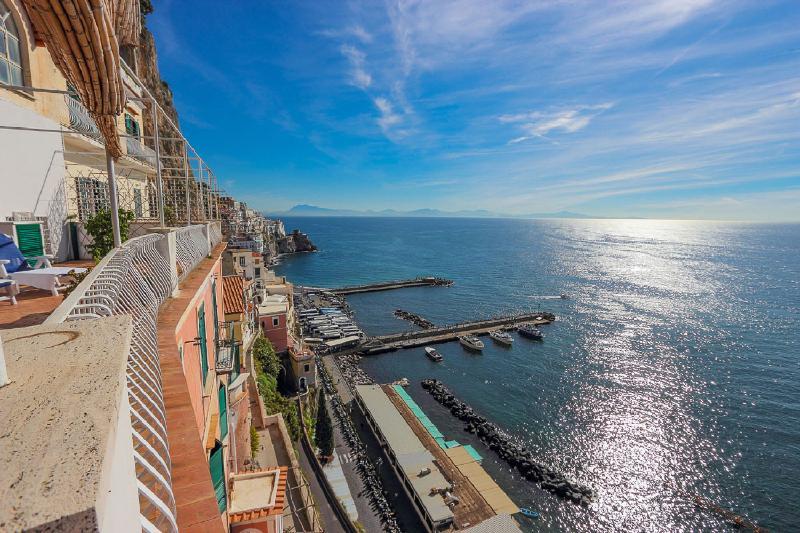 Casa Eva  fantastic view of Amalfi - Image 1 - Amalfi - rentals