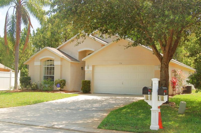 Front - Orlando Villa Rental - Close to Disney 334L - Davenport - rentals