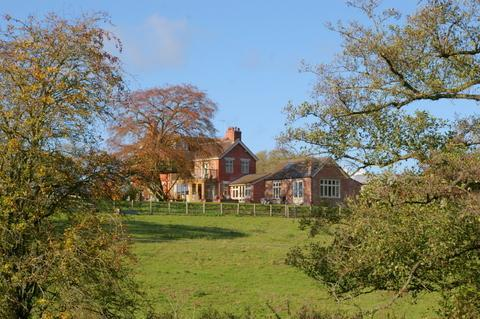 Stunning Cheshire Interior Designed Farmhouse - Heald Country House - Cholmondley - rentals