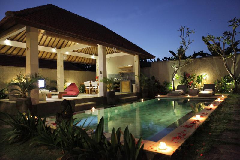 Exquisite 2BD Villa in Private Villa Resort - Image 1 - Canggu - rentals