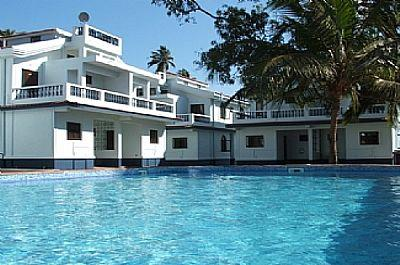 Villa Ajay & Swimming Pool - 04) 2 bed Villa  Arpora Goa SLEEPS 4 & WiFi - Arpora - rentals