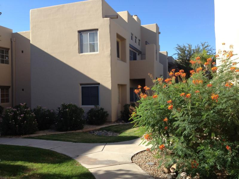 Walkway - Elegant and comfortable Condo in north Scottsdale - Scottsdale - rentals