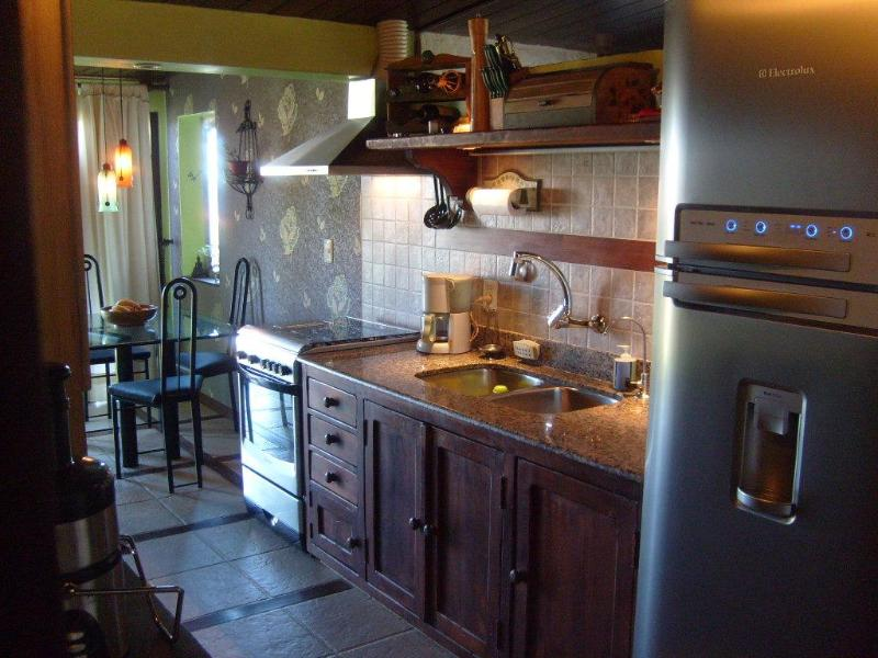 Kitchen - Beautiful House near the beach in Punta del Este - Maldonado - rentals