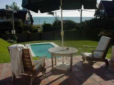 Terrace - Beautiful House near the beach in Punta del Este - Maldonado - rentals