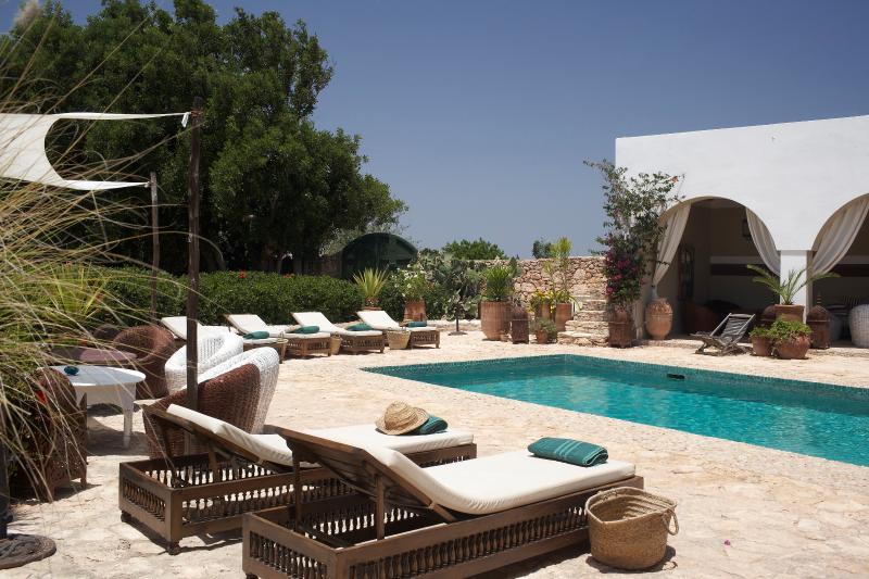 Swimming Pool - Les jardins de Villa Maroc - Essaouira - rentals