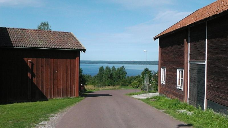 One of the views - Cozy, rustic room (30m2) in country setting, Rättvik Sweden - Rattvik - rentals
