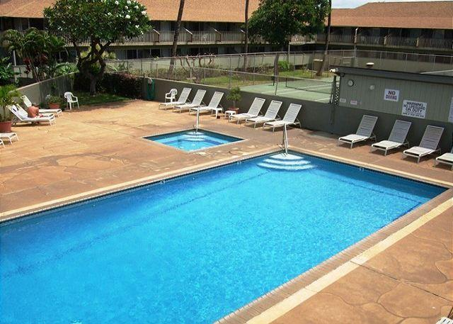 Kihei Bay Surf Pool - Kihei Bay Surf #213 Completely Remodeled. - Kihei - rentals