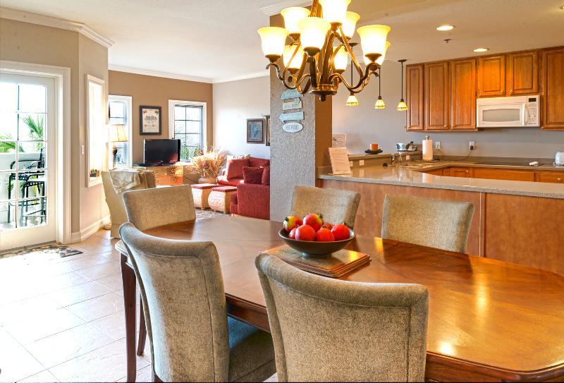 Dining Area - Fernandina Cay 202 - Fernandina Beach - rentals