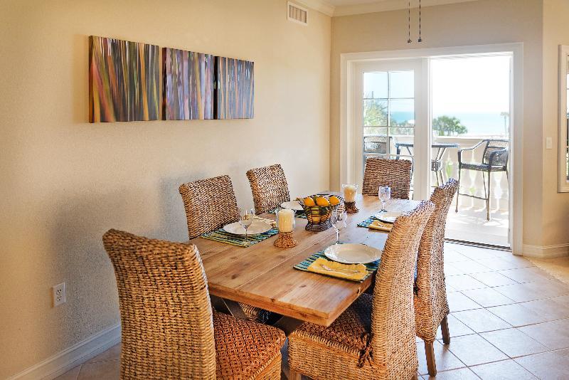 Dining area - Fernandina Cay 204 - Fernandina Beach - rentals