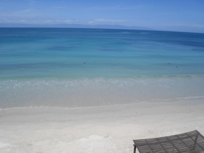 Actual Balcony View! - Beachfront Luxury Condo: New To The Market! - Punta de Mita - rentals
