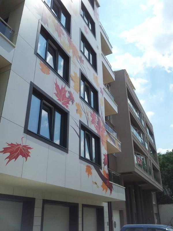 The building - Apart Outfit Sofia - Sofia - rentals