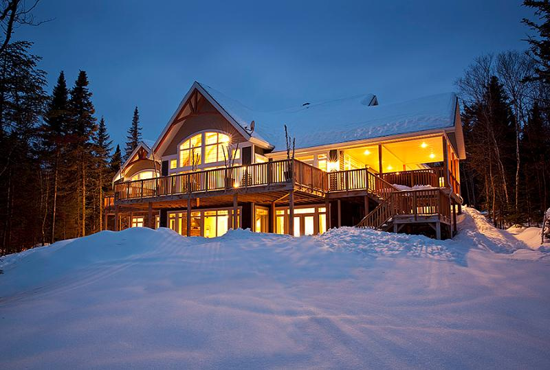 You Deserve Affordable Luxury! - Villa Chalet Charlevoix Quebec Luxury 4 Season - Charlevoix - rentals
